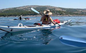 Kayak, Canottaggio