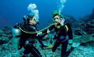 Immersione subacquea, Pesca subacquea
