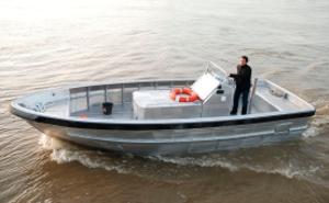 Barche per attività portuali