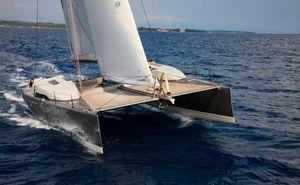 Barche a vela multiscafo