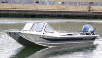 runabout in alluminio