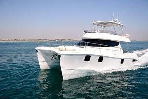 cabinato-catamarano