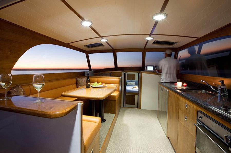 Plafoniere Da Barca : Plafoniera da interno per barca led euroled hella marine