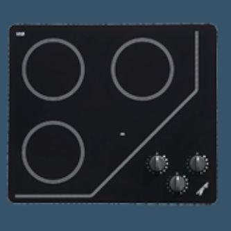 Piano cottura elettrico / per barca / 3 fuochi - Force10