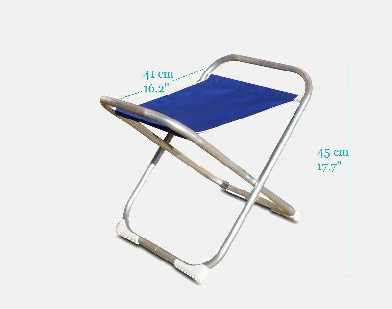 Sgabello per barca in alluminio m b forma marine ltd