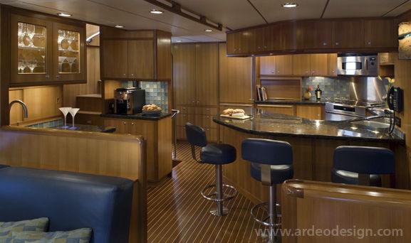 Sgabello da bar per nave per yacht in acciaio inossidabile