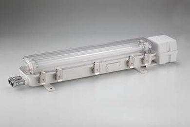 Plafoniere Per Lampade Fluorescenti : Plafoniera da interno per nave area pericolosa a lampada