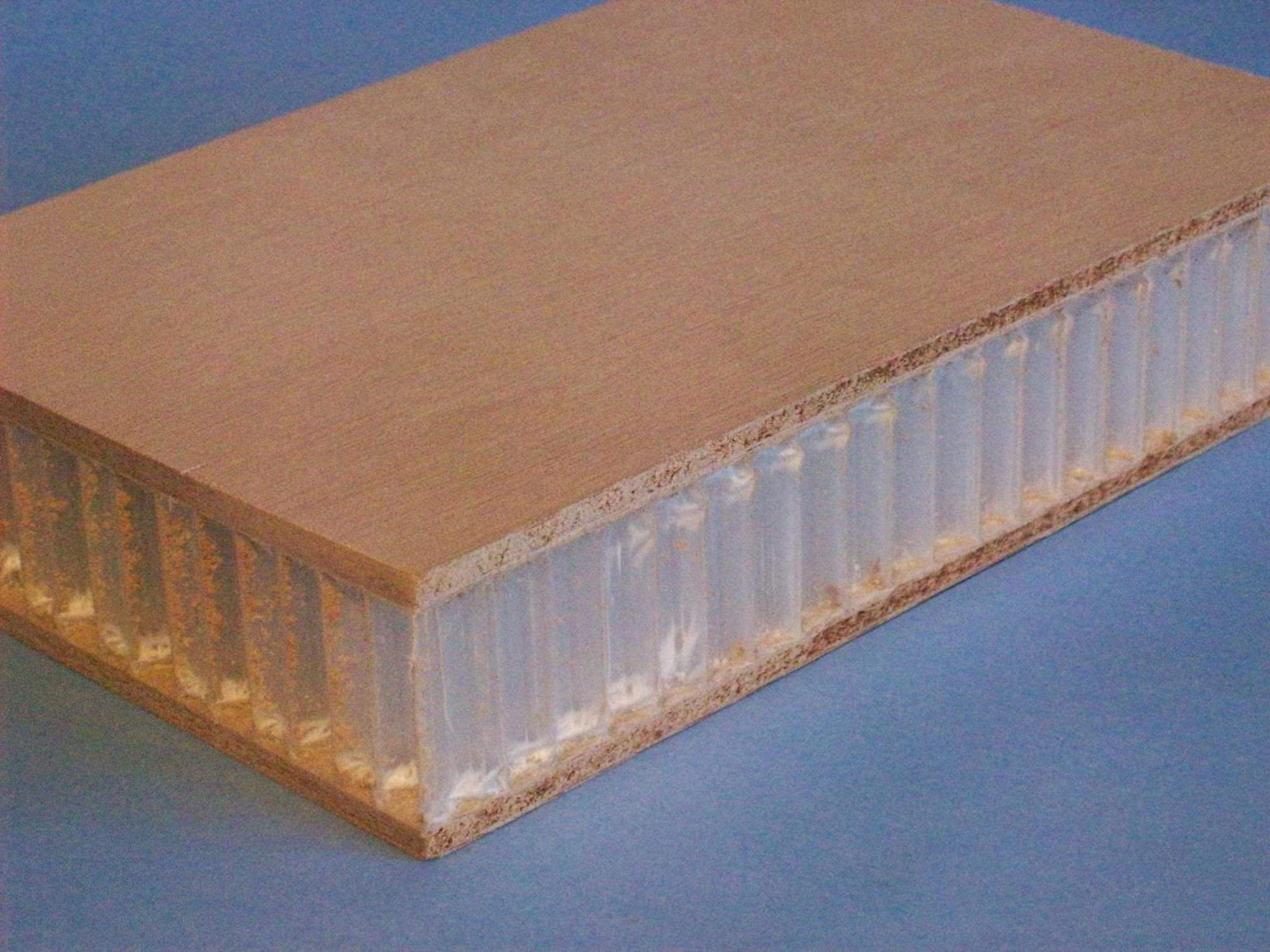 Pannelli in legno a nido d ape