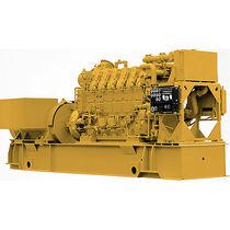 Gruppo elettrogeno per nave / diesel / semiveloce