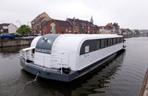 Barca turistica entrobordo / in alluminio