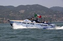 Barca open entrobordo / con scafo planante / in alluminio / max. 10 persone