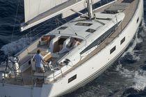 Sailing-yacht da crociera / con poppa aperta / con 3 o 4 cabine