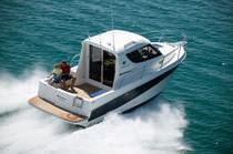Barca da pesca-crociera entrobordo / max. 8 persone