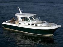 Barca da pesca-crociera entrobordo