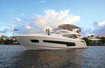 Motor-yacht da crociera / con fly / con 5 cabine