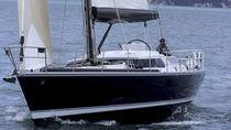 Sailing-yacht da crociera / con deck saloon