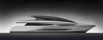 Super-yacht rapido / hard-top / dislocante