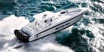 Barca open fuoribordo / open / offshore / con T-top