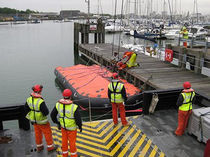 Serbatoio di idrocarburi / di stoccaggio temporaneo / galleggiante / di decantazione