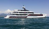 Mega-yacht da crociera / explorer / con fly chiuso / con eliporto