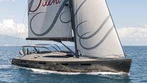 Sailing-yacht da crociera / con deck saloon / con 5 cabine