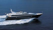 Super-yacht da crociera / con fly / dislocante