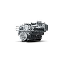 Motore per nave semi veloce / ausiliare / diesel