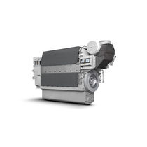 Motore per nave semi veloce / diesel