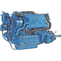 Motore per barca professionale / entrobordo / entrobordo saildrive / diesel