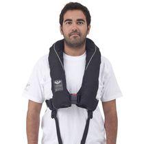 Giubbotto di salvataggio gonfiabile / con imbracatura di sicurezza