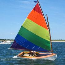 Vela per barca a vela tradizionale