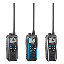Radio per barca / portatile / VHF / IPX7
