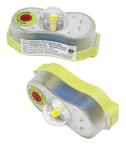 Lampada flash / marina / per giubbotto di salvataggio / SOLAS