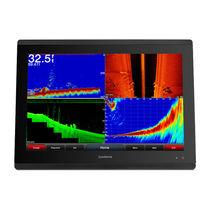 Marino chartplotter / per sonar / FMCW / per barca