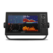 Marino chartplotter / per sonar / GPS / marino