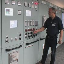 Simulatore per sala macchine