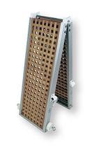 Passerelle per barche / pieghevoli / manuali / in alluminio