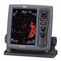 Radar per nave / ATA / a colori / con AIS