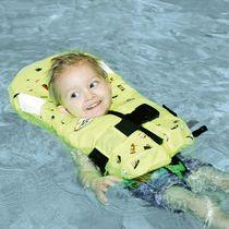 Giubbotto di salvataggio in schiuma / per neonato / con imbracatura di sicurezza