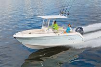 Barca open fuoribordo / da pesca sportiva / max. 10 persone / con T-top