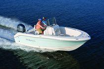 Barca open fuoribordo / da pesca sportiva / max. 8 persone
