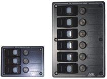 Quadro di comando per barca / per circuito elettrico / con porta fusibili