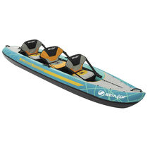Kayak sit-on-top / gonfiabile / da escursione / tre posti