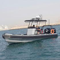 Patrol boat fuoribordo / gommone semirigido
