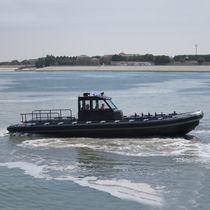 Barca militare gommone semirigido