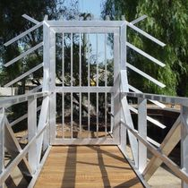 Cancello per pontile