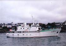 Nave da pesca professionale palamito