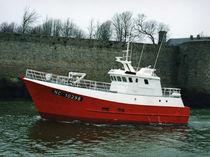 Barca da pesca professionale entrobordo / in alluminio