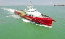 Nave di supporto offshore di supporto / ad alta velocità