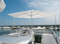 Ombrellone per yacht